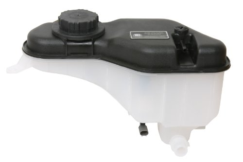 (URO Parts C2Z13764 Expansion Tank with Cap and Sensor)