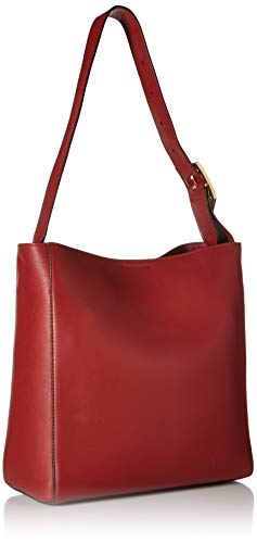 Kayden Haan Leather Syrah HOBO Cole Bucket Uqd5HwYT