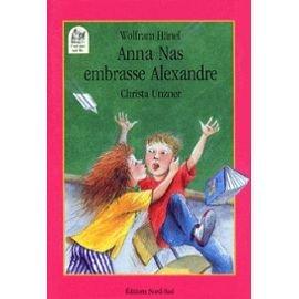 """Afficher """"Anna Nas embrasse Alexandre"""""""