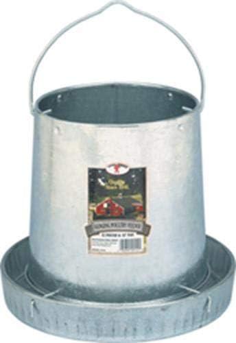 Galvanized Automatic hen feeders