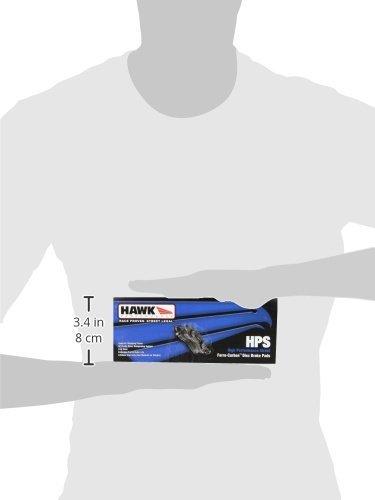 Hawk Performance HB245F.631 HPS Performance Ceramic Brake Pad