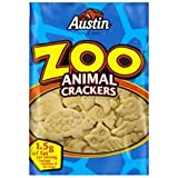 Kellogg's Austin Zoo Animal Crackers, 2 Ounce (Pack of 80)