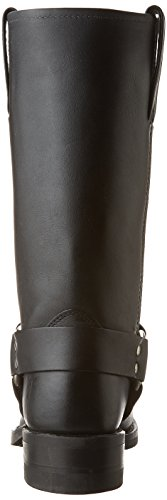 Boot 12R 87350 Harness Men's Black FRYE tU7OnqxWU