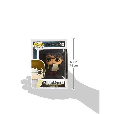 Funko Pop Movies Potter-Harry w/ Marauders Map w Toy: Funko Pop! Movies:: Toys & Games