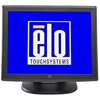 Elo Touch Solutions, Inc - Elo 1000 Series 1515L Touch Screen Monitor - 15 - Surface Acoustic Wave - 1024 X 768 - 4:3 - Dark Gray Product Category: Computer Displays/Touchscreen Monitors