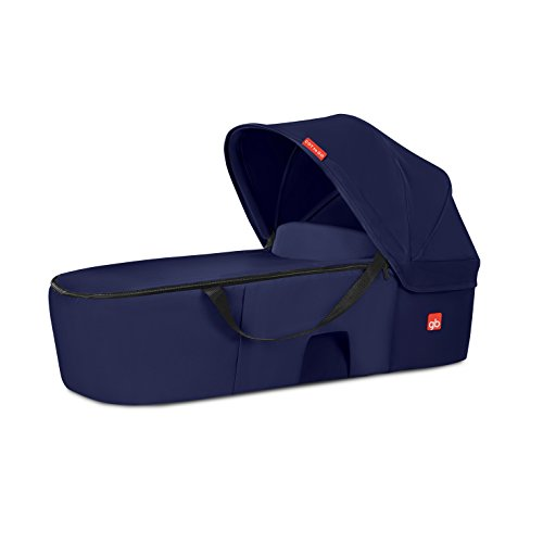 gb carry cot TO GO for gb Pockit Plus and gb Qbit Plus SAPHIRE BLUE