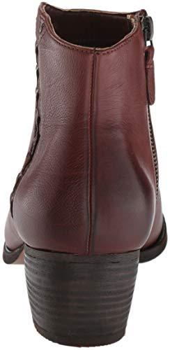 Women's Leather Fawn Mahogany CLARKS Maypearl Boot Fashion UqFdU4xw6p