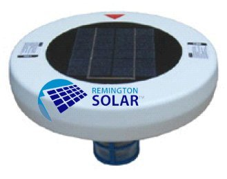(Remington Solar Chlorine-Free Sun Shock Water Purifier)