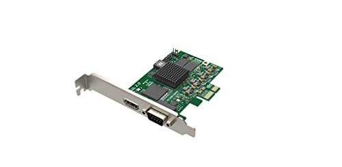 Magewell Pro Capture HDMI Video Capture Card (Final Cut Pro 7 Studio 3 Hd)