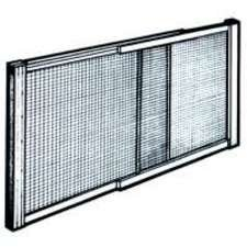 Adjustable Window Screen, 18 x 19 to 33 by Frost King