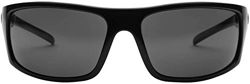 Electric EE11601642 Tech One Sunglasses, Gloss Black Frame - M1 Grey Polar - Electric Tech Sunglasses One