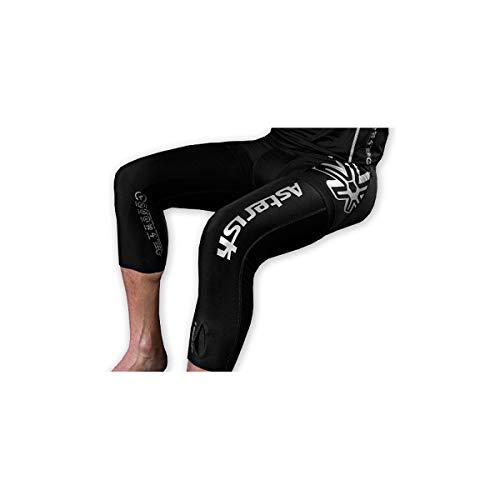 Asterisk Zero G Knee Brace Pants (Medium) - Cell Knee Brace Asterisk