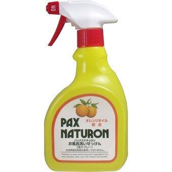 パックスナチュロンお風呂洗い石けん500ML × 5個セット