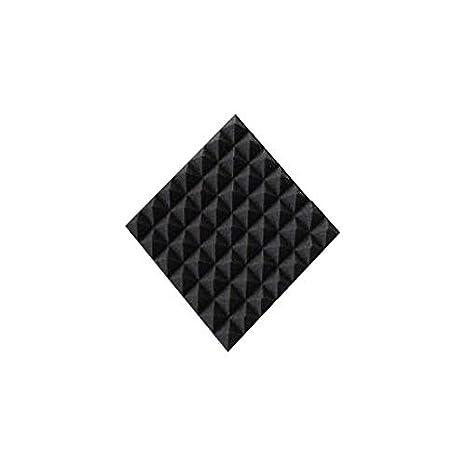 1 x espuma acústica MINI de 25 x 5 cm anth/Colour Negro, normal, de espuma de: Amazon.es: Bricolaje y herramientas