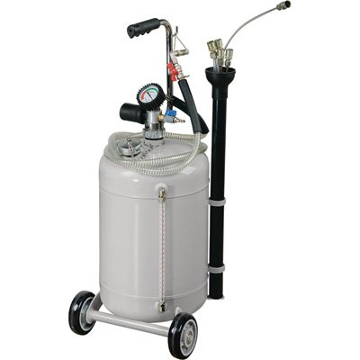 Roughneck Air-Operated Oil Changer – 8-Gal. Capacity