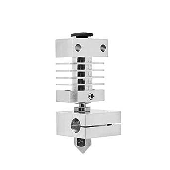 Amazon.com: Micro Swiss - Kit de extrusor All Metal Hotend ...