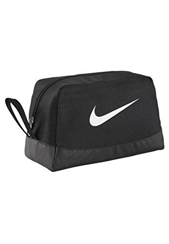 NIKE Rucksack Nike Club Team Swsh Toiletry, Black/White, 27 x 16 x 16 cm, 6 Liter, BA5198-010