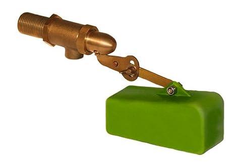 Válvula con flotador, alta presión para 22190, 22195, 22172, verde: Amazon.es: Productos para mascotas