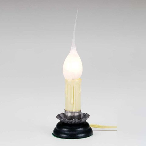 Darice Crafts 6201-83 Electric Country Candle Lamp - Quantity 24