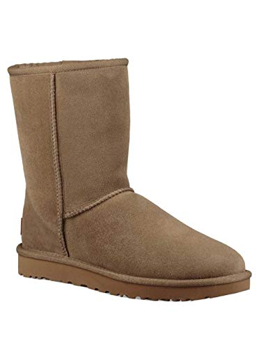 UGG Women's W Classic Short II Fashion Boot, Antilope, for sale  Delivered anywhere in USA