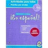 En Espanol!, Estella Gahala, 0618334734