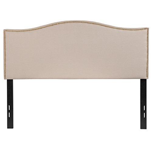full size upholstered headboard - 8