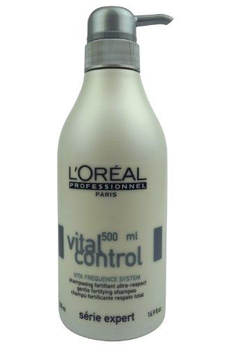 Loreal Serie Expert Vital Control Shampoo 16.9 (Vital Control Shampoo)
