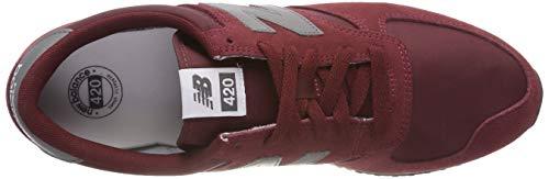 Balance Burgundy Unisex Sneaker New Bug Adulto 420 – classic Rosso castelrock aqBadA