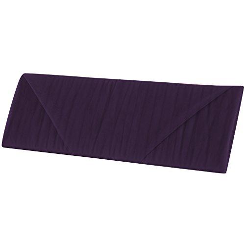 Falk Fabrics Tulle Fabric, Eggplant, 54-Inch by 25-Yard