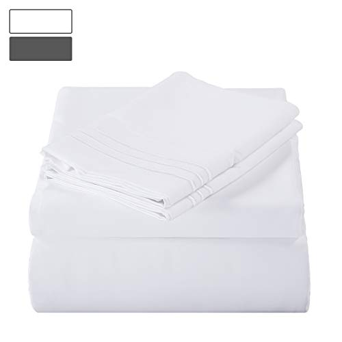 100 cotton hotel sheets queen - 9