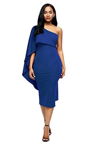 趣味エジプト写真Bdcoco DRESS レディース US サイズ: S カラー: ブルー