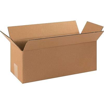 16 x 6 x 6 Shipping Boxes - 25//Bundle 32 ECT 6 Bundles Brown, 1666