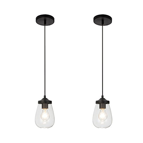 Small Black Pendant Light in US - 5