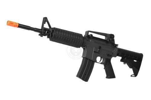 jg airsoft m4a1 carbine metal gearbox aeg rifle w/ tightbore barrel(Airsoft Gun)