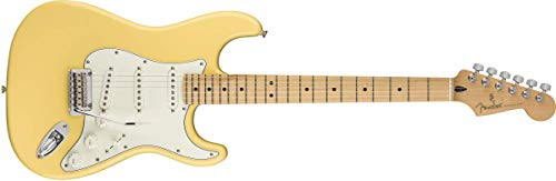 Fender Player Stratocaster Electric Guitar – Maple Fingerboard – Buttercream
