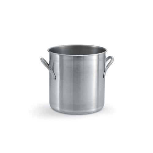 Vollrath 78580 Stock Pot / Double Boiler Pot, Stainless Steel, 11-1/2 Quart