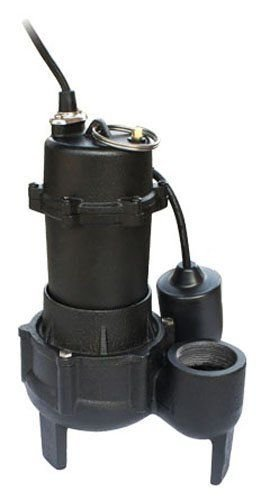 Sewage Effluent Pumps - Wilo 2708302 WCC17-20.50 115-volt Sewage/Effluent Pump