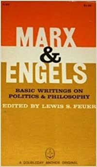 Book Marx & Engels: Basic Writings on Politics and Philosophy by Karl Marx (1959-09-03)