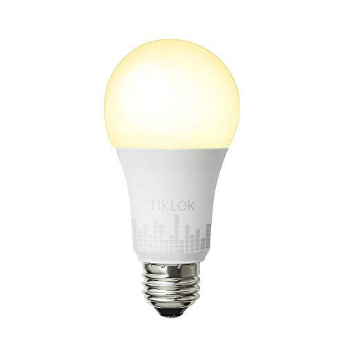 Smart Light Bulb Warm White LED Bulb 50W Equivalent