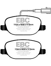 EBC Brake DP42080R remblokken voor het wegverkeer en Trackday Yellowstuff 4000 Series