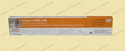 Schluter Systems Kerdi Line Bonding Flange Stainless Stee...