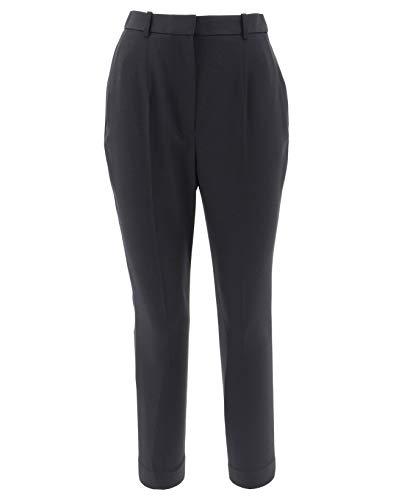 Alexander McQueen Luxury Fashion Womens Pants Summer Black