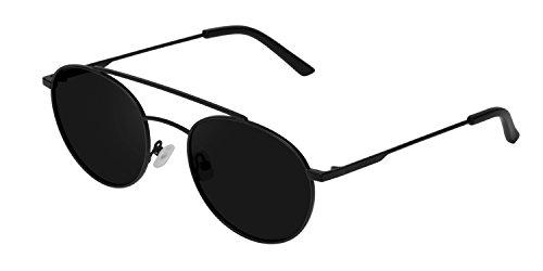 de soleil Unisexe Hawkers Noir Dark Black Hills lunettes xpYXwPIqX