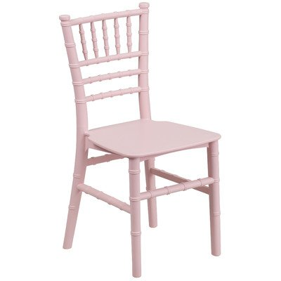 Kids Desk Chair [Set of 2] Color: Pink
