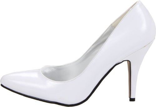 Shoes blanco Patent Pump White 8400 Women's Ellie Caq8Uw