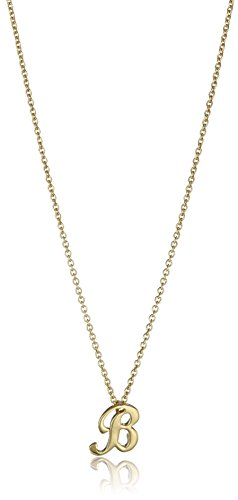Roberto Coin Initial B Pendant Necklace, 17