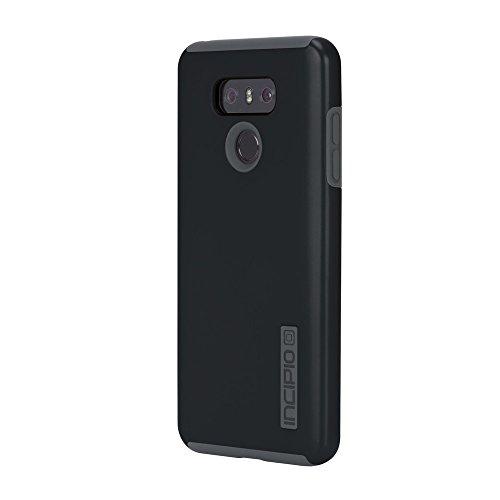 Incipio DualPro Dual Layer Case for LG G6 (Iridescent Black/Gray - LGE-342-BGY)