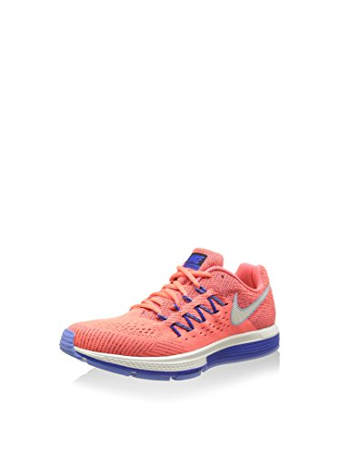 Nike Wmns Air Zoom Vomero 10, Chaussures de Running Femme Orange (hyper orange / sail-black-rcr bl)