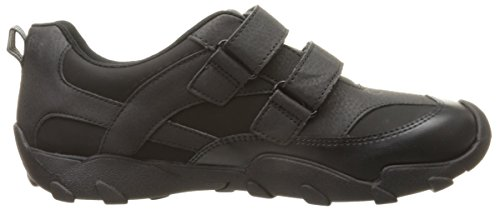 pediped Highlander, Jungen Sneakers Schwarz (Black)