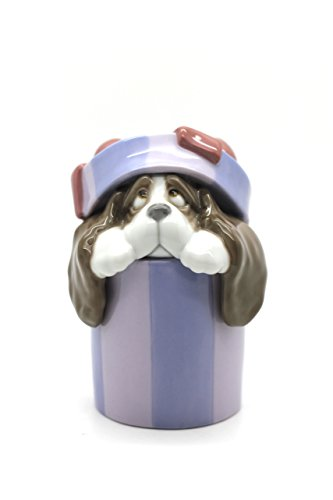 (Nao by Lladro Collectible Porcelain Figurine: I'LL BE YOUR BEST FRIEND.....from the 'Every Dog has it's Day' Collection.)